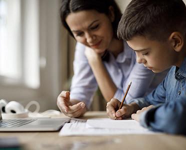 التعليم من المنزل – بديل تعليمي